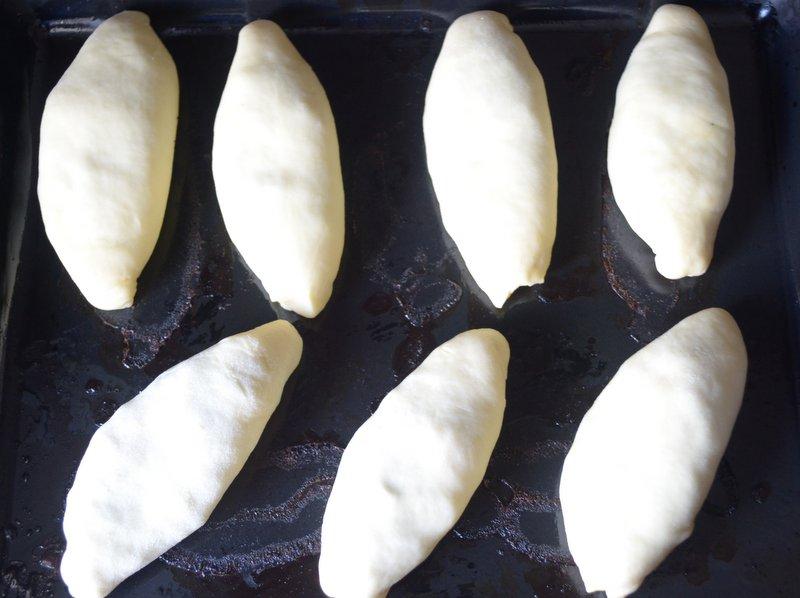 Русские Пирожки с капустой