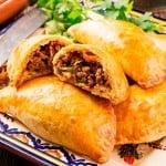 Аргентинские Блинчики с мясом — рецепт с фото
