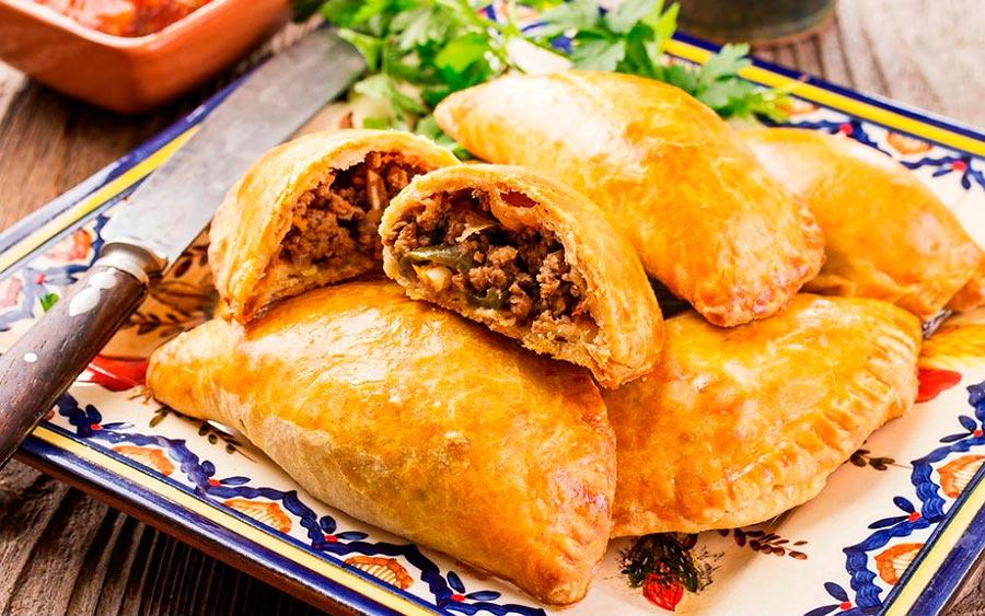 Аргентинские Блинчики с мясом - рецепт с фото