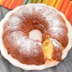 Австрийский Гугельхупф — рецепт кекса с фото
