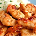 Курица в кунжуте — рецепт с фото