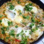 Марокканская Шакшука — рецепт омлета с фото