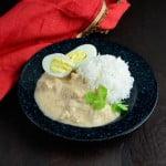 Перуанское блюдо Аджи-де-Галлина [Aji De Gallina]