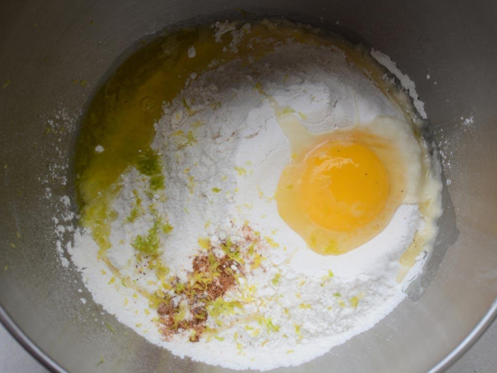 Рецепт булки