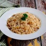 Рис с кокосовым молоком [Arroz Con Коко] по-колумбийски