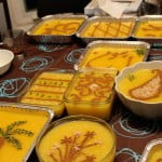 Иранский Шоле Зард (Shole Zard) — рецепт с фото