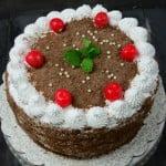 Шварцвальдский вишнёвый торт — рецепт с фото