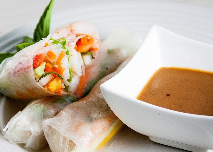 Вьетнамские-роллы-в-рисовой-бумаге
