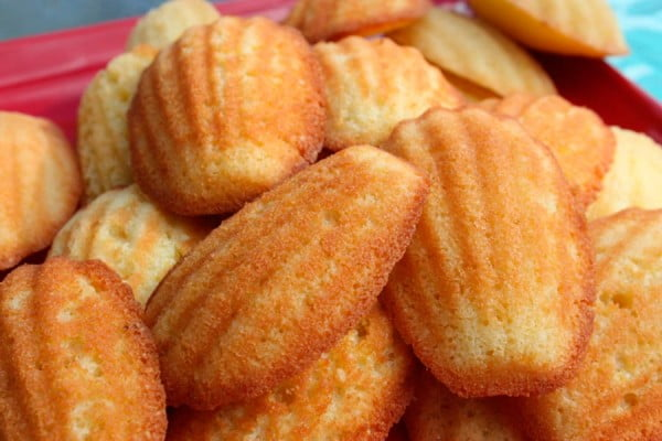 Madeleines Рецепт печенья Мадлен с фото