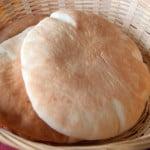 Пита — рецепт хлебной лепёшки с фото