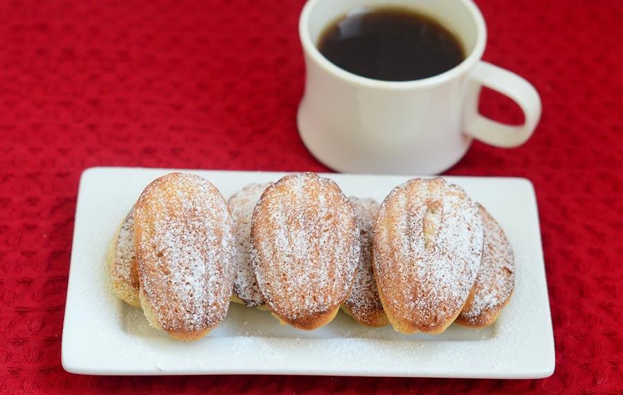 Рецепт печенья Мадлен с фото