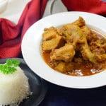 Рецепт риса с курицей карри по-кенийски