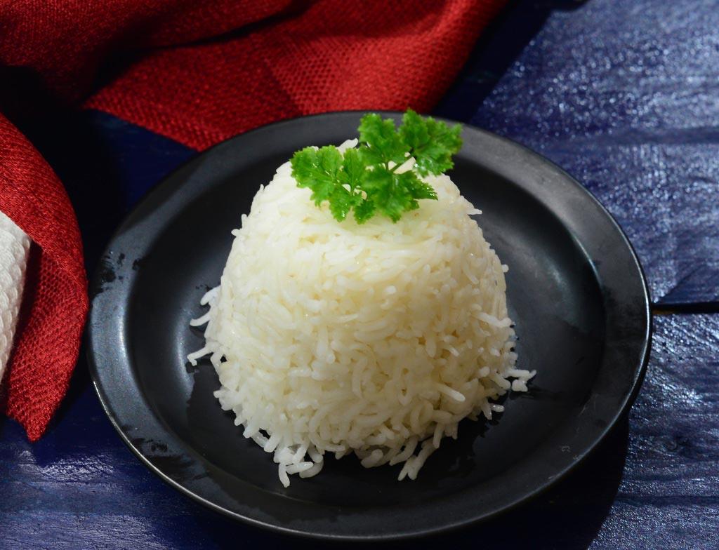 Рис с курицей карри по-кенийски