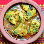 Рыбное карри - рецепт с фото