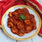 Креветки под соусом Самбал (Sambal) — рецепт с фото