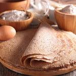 Блины на кефире — рецепт вкусного теста