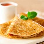 Блинчики с яблочным припеком — лучший рецепт блинов