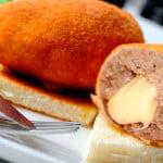Котлета по-донбасски с сыром — рецепт с фото