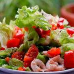 Рецепт салата - Якорёк