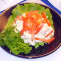 Салат с кальмарами - Петровская слобода