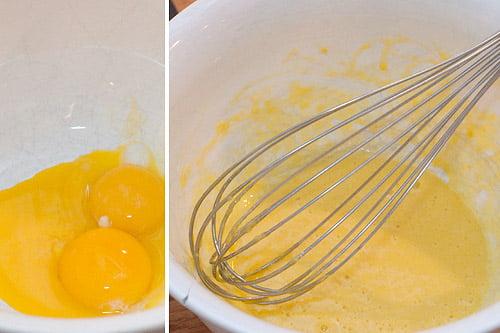 Майонез с чесноком и яйцом