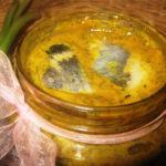 Сельдь маринованная в горчичном соусе