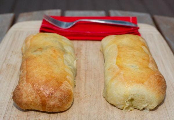 Пирожки с мясом и капустой рецепт
