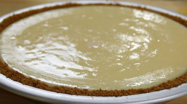 Лаймовый пирог - начинка