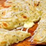 Фугаццета — аргентинская пицца с луком и сыром