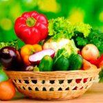 В чем питательная ценность овощей