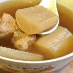 Как приготовить Детоксикационный китайский суп из редьки