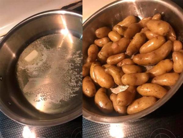 Как приготовить картофель с начинкой (1)