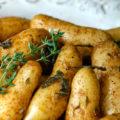 Как приготовить картофель с начинкой