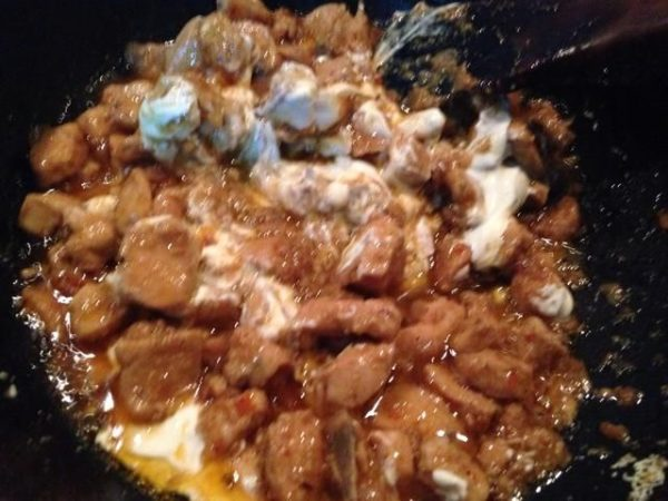 Как приготовить курицу Махни по-европ