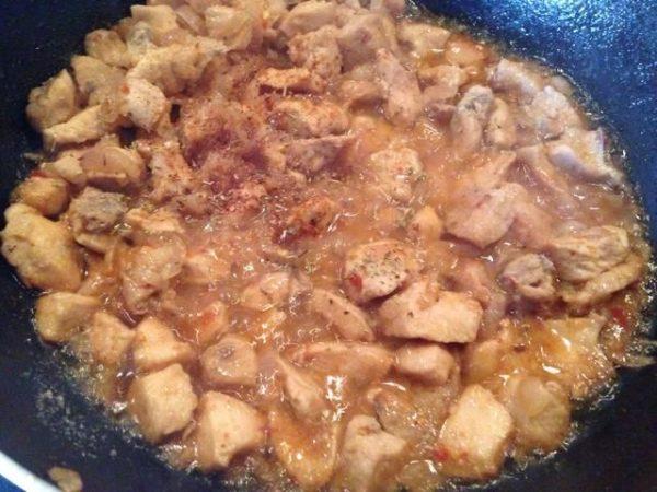 Как приготовить курицу Махни по-европейски (9)