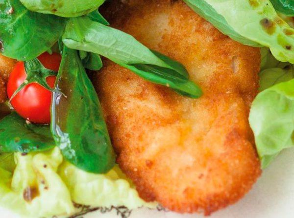 Штирийский куриный салат по-австрийски